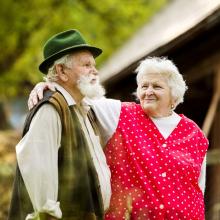 73 metų vaistininkė: pagyvenę mes galime būti tik savo galvose
