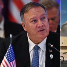 JAV pratęsė sankcijas Iranui dėl branduolinės programos