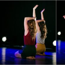 Choreografės iš Izraelio meta iššūkį paviršutiniškiems pokalbiams