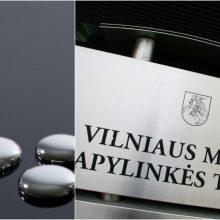 Melagingas pranešimas apie išpiltą gyvsidabrį: sumaištis Vilniaus apylinkės teisme