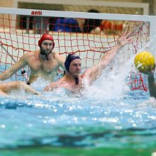 Fabijoniškių baseine – tarptautinis vandensvydžio turnyras