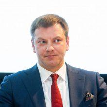 V. Šapoka Seime aiškinsis dėl būsimo biudžeto: ar laukia finansinės grėsmės?