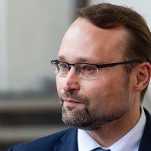 Kultūros ministras vyksta į Vokietiją: tarsis dėl bendradarbiavimo
