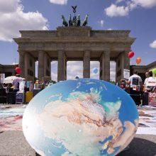 Vokietija nuo birželio 15 d. leis gyventojams keliauti į Europos šalis