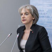 A. Skaisgirytė: Baltarusija atsisakė migrantams pasiūlytos humanitarinės pagalbos iš Lenkijos