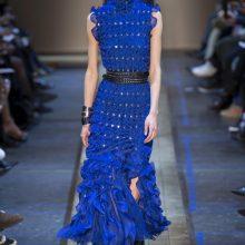 Universali: klasikinė mėlyna arba visatos mėlio spalva tobulai dera prie bet kokio garderobo.