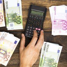 Teisiamųjų suole – 16 bendrininkų: valstybei padaryta beveik 400 tūkst. eurų žala