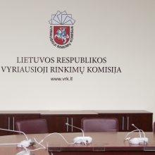 VRK: visi pretendentai į Kelmės ir Trakų rajonų merus surinko būtiną parašų skaičių