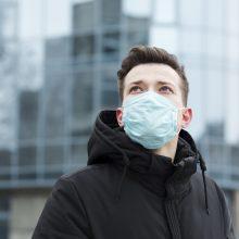 Ukrainoje – beveik 2,5 tūkst. naujų COVID-19 atvejų, 33 žmonės mirė