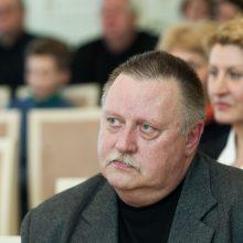 Kompozitoriui V. Bartuliui paskirta valstybinė pensija