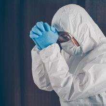 Radviliškio ligoninė tapo COVID-19 židiniu: nustatyti dar 23 nauji atvejai