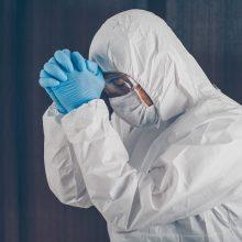 Pasaulyje koronavirusu užsikrėtusių žmonių skaičius viršijo 43 mln.