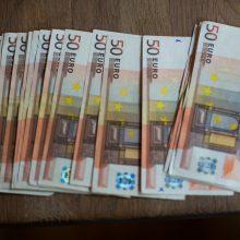 Sausį ir vasarį šalies ir savivaldybių biudžetai gavo 21,4 mln. eurų daugiau pajamų nei pernai