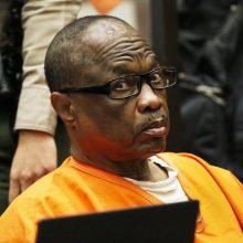 """Kalifornijos kalėjime mirė """"niūriuoju miegaliumi"""" pramintas žudikas maniakas"""