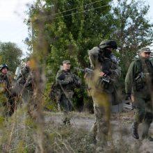 Rytų Ukrainos separatistai perdavė Kijevui 64 kalinius