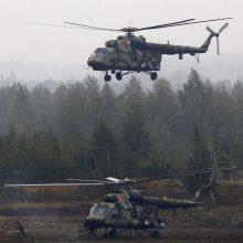 Baltarusija: vyksta derybos dėl bendrų pratybų su NATO
