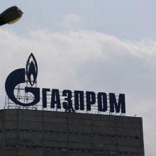 """Lietuva galutinai pralaimėjo ginčą su """"Gazprom"""" dėl 1,4 mlrd. eurų kompensacijos"""