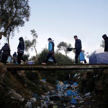 Graikija imasi veiksmų: uždarys tris didžiausias migrantų stovyklas