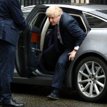 D. Britanijoje keliama klausimų dėl premjero B. Johnsono atostogų Karibuose