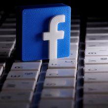 """Kanada skyrė baudą """"Facebook"""" už klaidinančią informaciją apie vartotojų privatumą"""