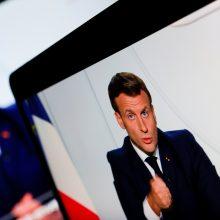 Stoja į kovą su antrąja COVID-19 banga: Prancūzijoje skelbiamas karantinas