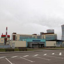 VATESI reikalauja Europos reguliuotojų stabdyti darbus Astravo AE