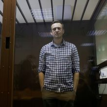 Rusijos parlamentas svarstys galimybę uždrausti A. Navalno rėmėjams dalyvauti rinkimuose