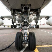 Koronaviruso padariniai: vasarį tikimasi aptarnauti mažiau tranzitinių skrydžių