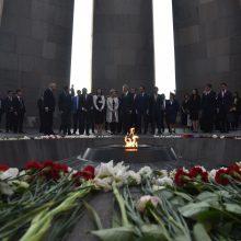 JAV Atstovų Rūmai pripažino armėnų genocidą: tai supykdė Turkiją