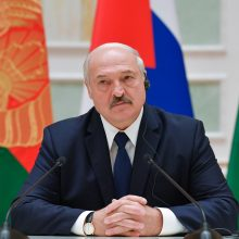 JAV Senatas: Vašingtonas tikisi, kad Baltarusija įvykdys demokratines reformas