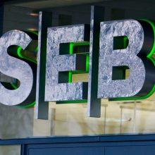 Įspėjimas vartotojams: nebegalios SEB banko išduotos slaptažodžių kortelės