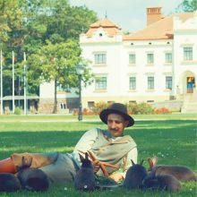 Rokiškis – Lietuvos kultūros sostinė: sieks kiškių rekordo