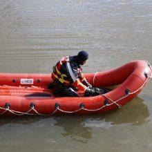 Vanduo pasiglemžė dar vieną gyvybę: tvenkinyje Šilutės rajone nuskendo vyras