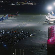 """Projekte """"Aerokinas"""" – įspūdingas performansas, kurio dalyviais norėjo tapti visi"""