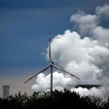 Vokietija iš atsinaujinančių šaltinių sugeneruoja beveik pusę visos energijos