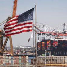 Baltieji rūmai: JAV sutarė dėl muitų su Japonija