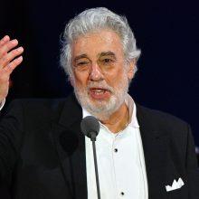 """Seksualiniu priekabiavimu kaltinamas P. Domingo pasitraukė iš """"Metropolitan Opera"""""""