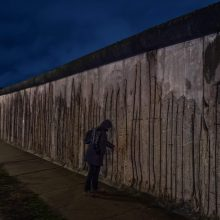 Minimos Berlyno sienos griūties metinės: Europos lyderiai ragina ginti laisvę