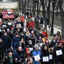 Rusijos opozicija planuoja masinę demonstraciją prieš V. Putiną