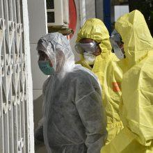Brazilijoje patvirtintas pirmasis užsikrėtimo koronavirusu atvejis