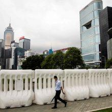 Vakarai ragina Kiniją gerbti Honkongo autonomiją