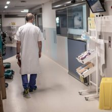 Briuselis nori skirti 9 mlrd. eurų paramą sveikatos apsaugai