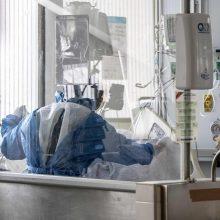 Koronavirusas jau nusinešė daugiau amerikiečių gyvybių nei Pirmasis pasaulinis karas