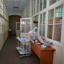 Ukrainoje per parą užregistruoti 807 nauji COVID-19 atvejai, 926 pacientai pasveiko