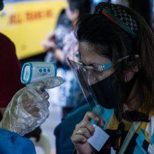 Nors Filipinuose toliau plinta COVID-19, bet nesvarbių kelionių draudimas – atšauktas
