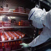"""ES rezervavo 300 mln. dozių """"Sanofi"""" kuriamos vakcinos nuo COVID-19"""