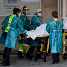 Ispanijos parlamentas dėl COVID-19 pusei metų pratęsė nepaprastąją padėtį