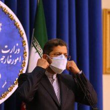 Iranas atsisako derėtis su JAV dėl branduolinio susitarimo, kol nebus panaikintos sankcijos