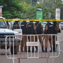 Kruvinas išpuolis Burkina Fase: islamistai bažnyčioje nužudė 24 tikinčiuosius
