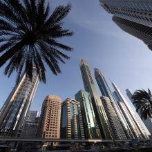 Dubajus: išmaniojo miesto iliuzija, virstanti realybe